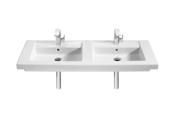 Prisma Double washbasin