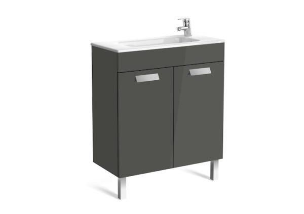Debba Unik (móvel com 2 portas e lavatório)