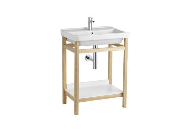 Natura Unik (estrutura com toalheiro e lavatório)