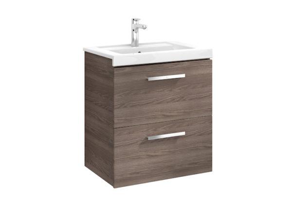 Prisma Unik (móvel com 2 gavetas e lavatório)