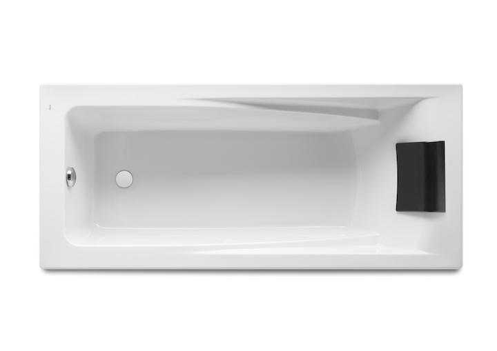 Hall acrylic bath