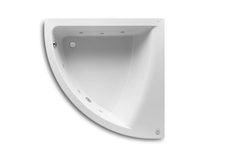 Easy Symmetrical acrylic corner bath