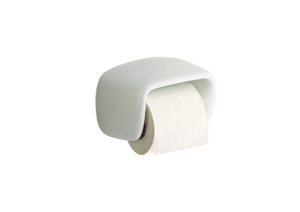 Onda Plus Porta rolo com tampa