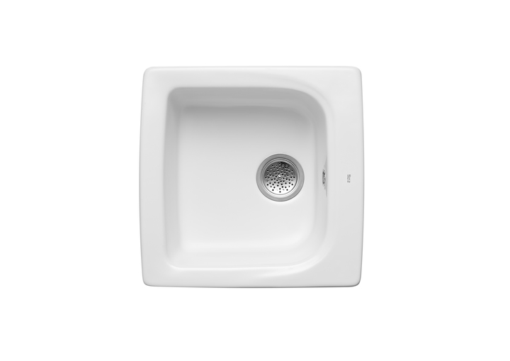 Beverly sink with 1 bowl